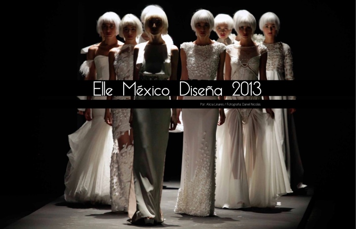 EDITORIAL: RUNWAY MÉXICO 2013